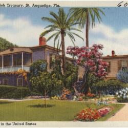 Postcard 1950's