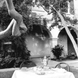 Table Set for Tea Jan 1959 Johnson