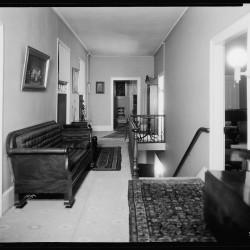 Upstairs Hallway Looking South